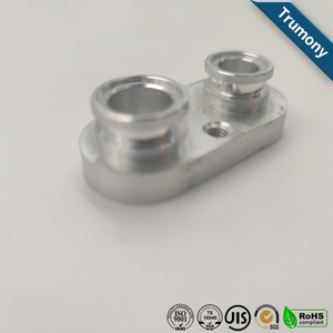ELectronic Car Used Machinary CNC Aluminum Tube End Block