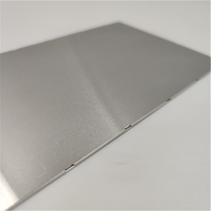 5.0*1375mm Aluminum Sheet for EV Automobile