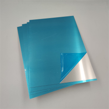 PVDF Coated Pre Painted Buidling Material Aluminum Sheet for Exterior Construction