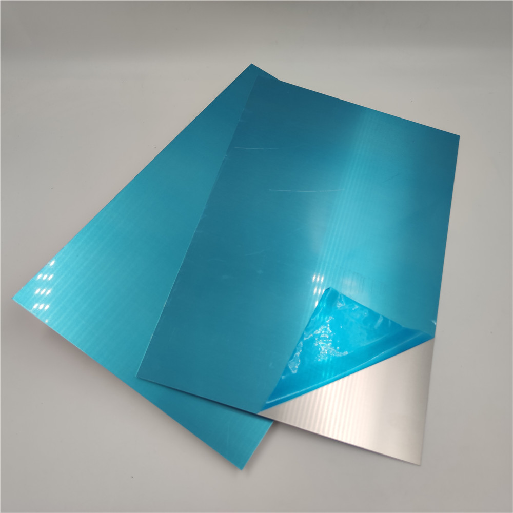 8011 5052 Aluminum Sheet for Auto Parts Mechanical Processing and Electricity