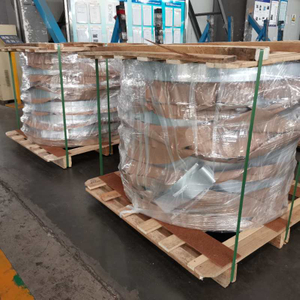 4047 7072 4mm Thickness Auto AC Cooling Aluminum Coil
