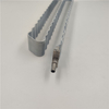 Cylindrical Battery Cell Heat Sink Aluminum Water Liquid Cooler Cooling Channel Tube
