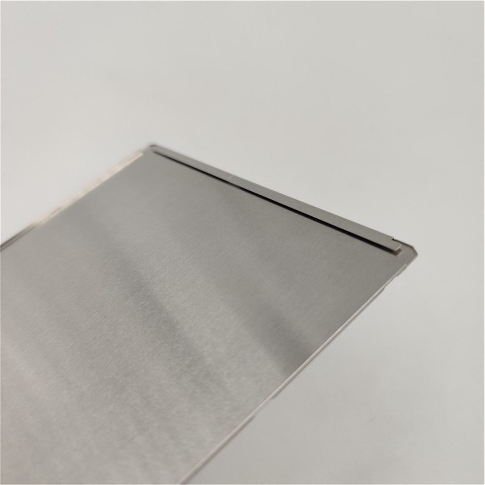 6101 T63 3.0x1395 Conductive Aluminum Sheet for New Energy Electric Vehicles