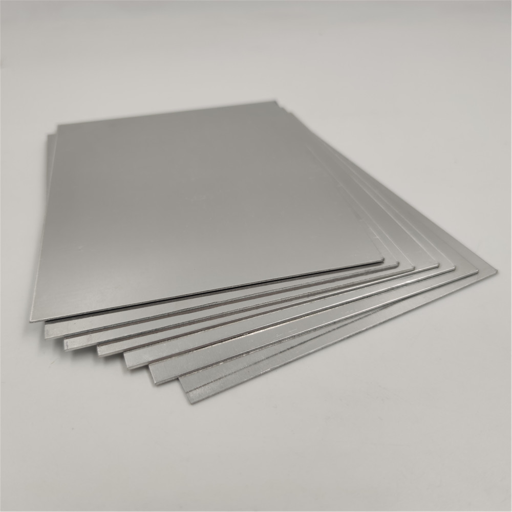 0.12mm Aluminum Rolled Metal Aluminum Sheet