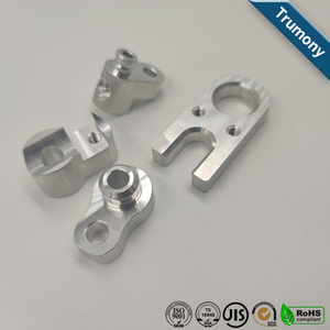 Custom 5 Axis Metal Precision Aluminum CNC Machining Part