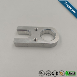 Heat Exchange Tube End Aluminum CNC Block