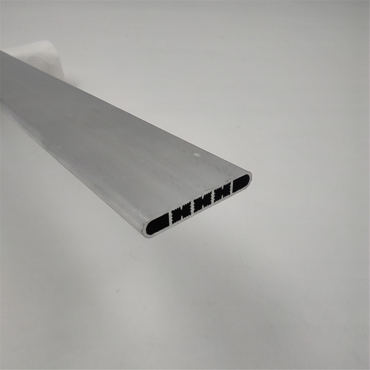 1050 1060 1070 3003 Aluminum Soft Battery Micro Channel Tube Flat Tube